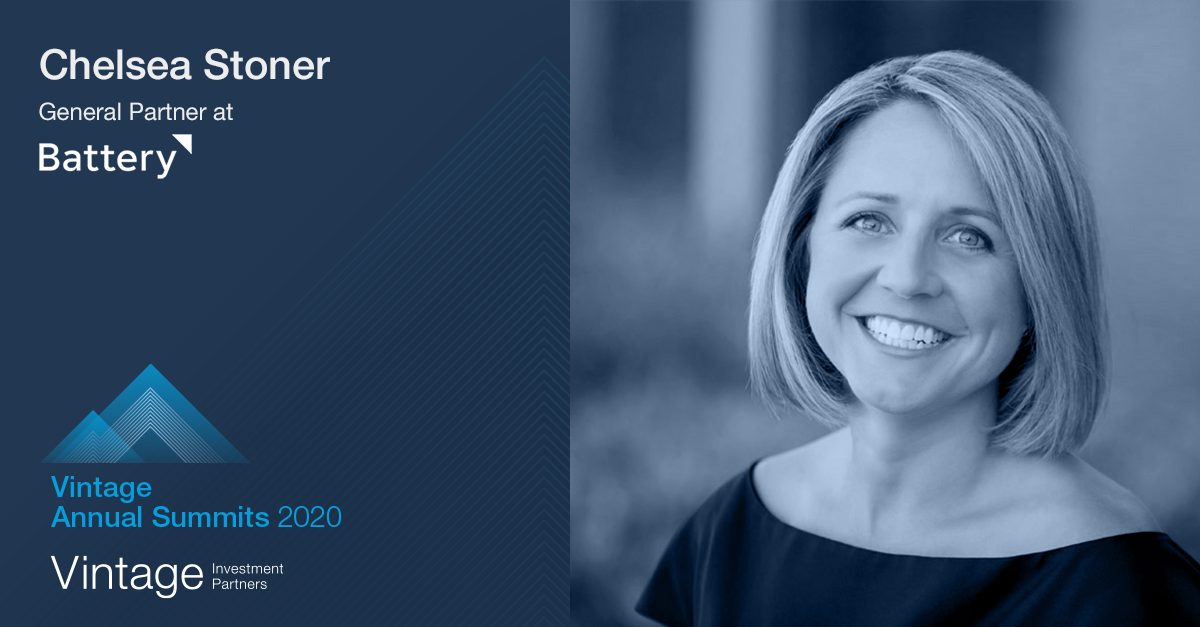 The State of Growth Capital for Technology Companies – an interview with Battery Ventures General Partner, Chelsea Stoner